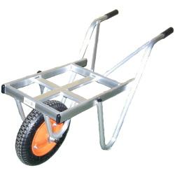 【ヤマト家財宅急便】 HONKO アルミ製一輪車 リヤカーYTタイプ YT-1