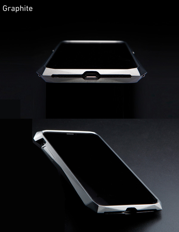 CLEAVE Aluminum Bumper 180 for iPhone XS Max