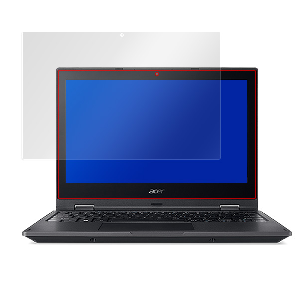 Acer TravelMate Spin B1 液晶保護シート