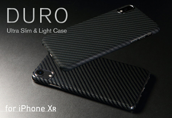 Ultra Slim & Light Case DURO for iPhone XR