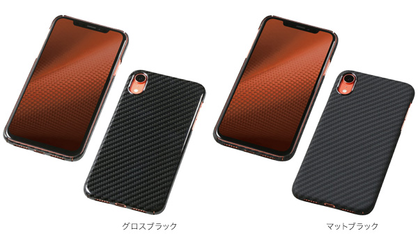 カラー Ultra Slim & Light Case DURO for iPhone XR