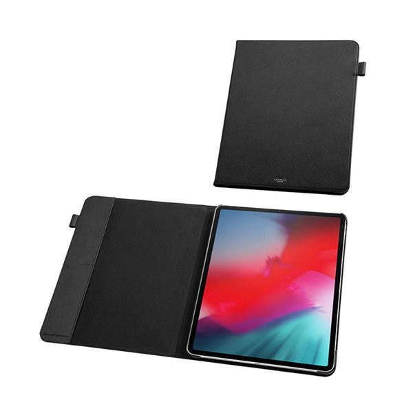 GRAMAS COLORS EURO Passione Book PU Leather Case for iPad Pro 12.9インチ (2018)
