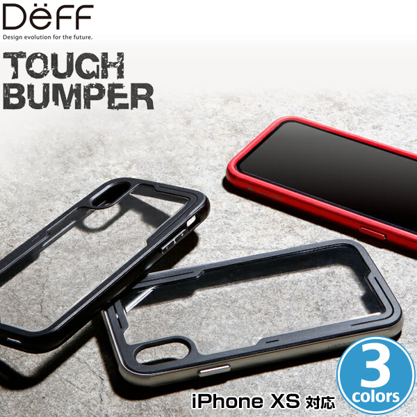TOUGH BUMPER Case for iPhone XS