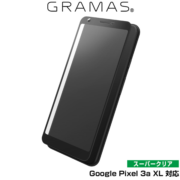 GRAMAS Protection 3D Full Cover Glass Normal for Google Pixel 3a XL