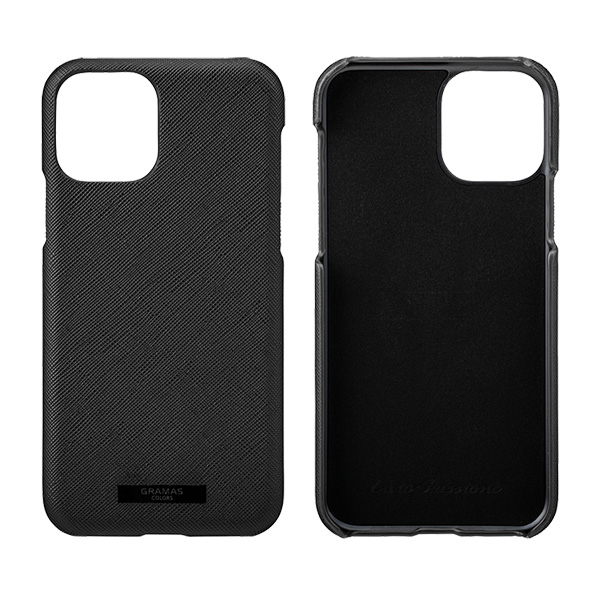 GRAMAS EURO Passione PU Leather Shell Case for iPhone 11 Pro