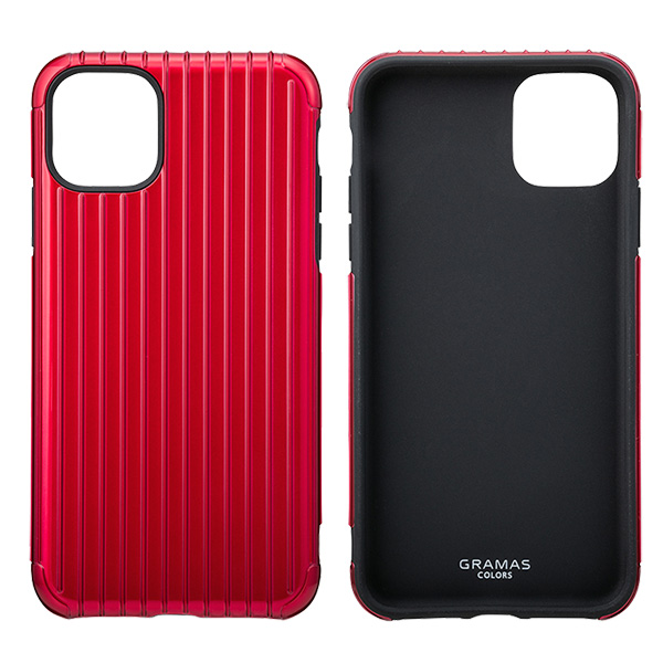 GRAMAS Rib Hybrid Shell Case for iPhone 11 Pro Max