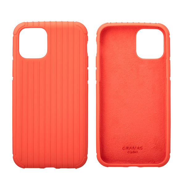 GRAMAS Rib Light TPU Shell Case for iPhone 11 Pro
