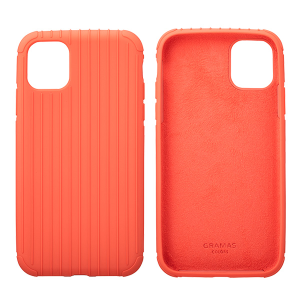 GRAMAS Rib Light TPU Shell Case for iPhone 11