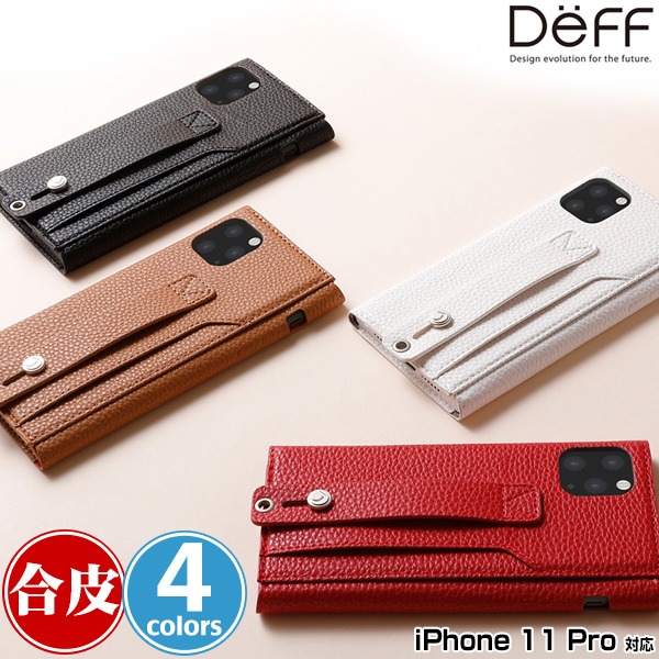 Clings Slim Hand Strap Case for iPhone 11 Pro