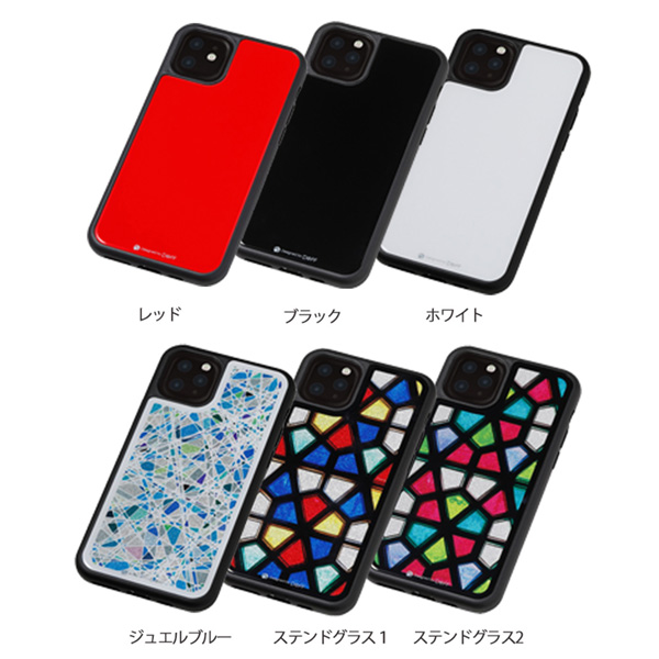 カラー Hybrid Case Etanze for iPhone 11 Pro Max