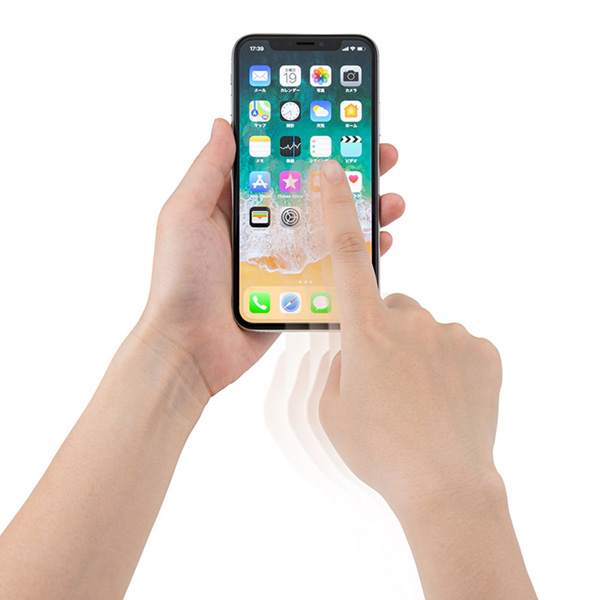 GRAMAS Protection Glass Normal for iPhone 11 Pro(ノーマル)