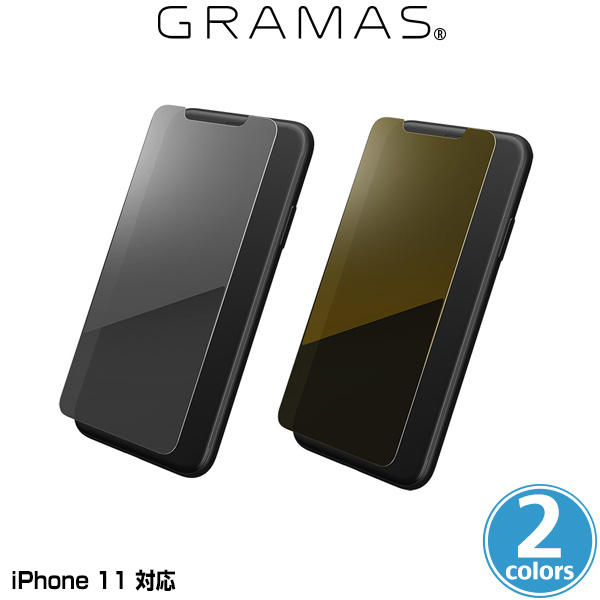GRAMAS Protection Mirror Glass for iPhone 11