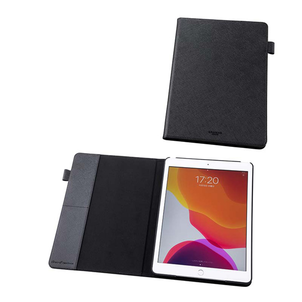 GRAMAS COLORS EURO Passione PU Leather Book Case for iPad 7th Generation