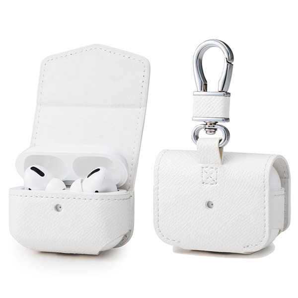 GRAMAS EURO Passione PU Leather Case for AirPods Pro