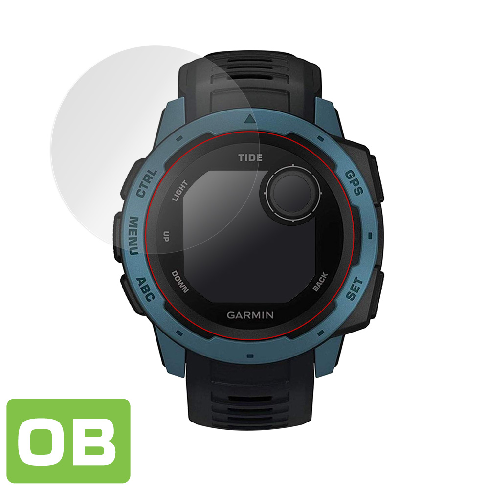GARMIN Instinct Tide  Instinct Tactical Instinct 表面用保護シート