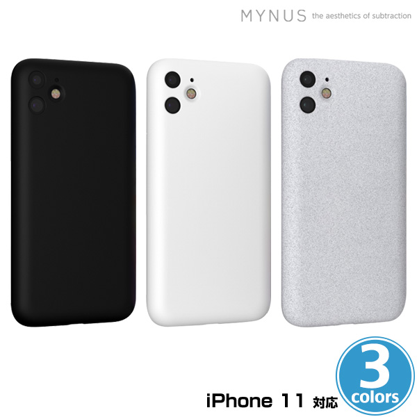 MYNUS ケース for iPhone 11
