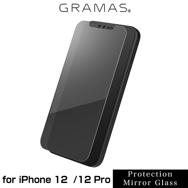 GRAMAS Protection Mirror for iPhone 12 Pro iPhone 12