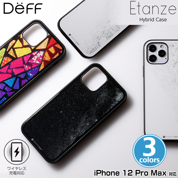 Hybrid Case Etanze for iPhone 12 Pro Max