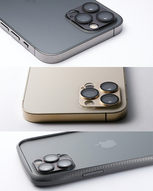 HYBRID Camera Lens Cover for iPhone 12 Pro Max