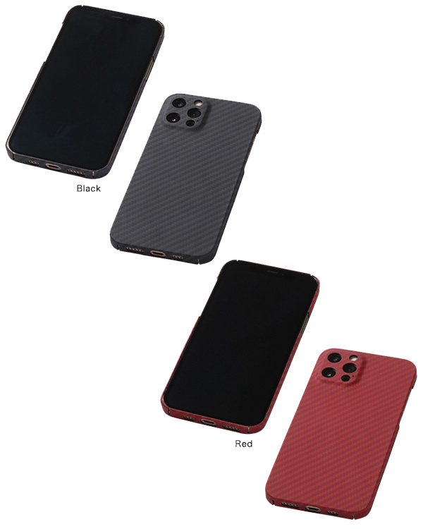 カラー Ultra Slim & Light Case DURO Special Edition for iPhone 12 Pro